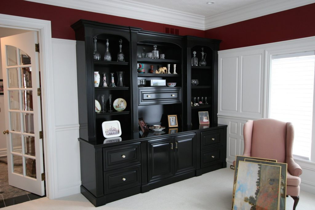 Custom Storage built by FAH