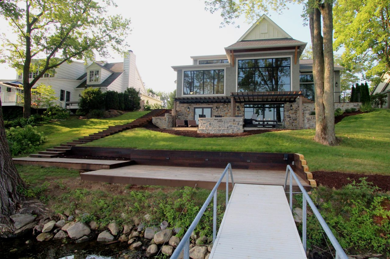Thermally Modified Project By Fuller Architectural Hardwoods
